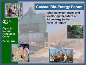 Coastal Bio-Energy Forum