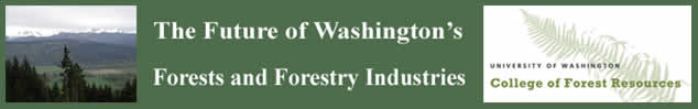 The Future of Washington's Forests and Forest Industry