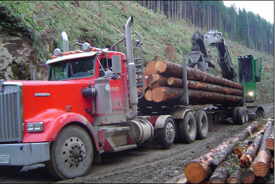 The Washington Log Trucking Industry: Costs and Safety ...