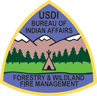 The Division of Forestry and Wildland Fire Management logo