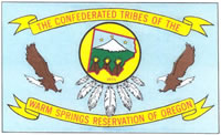 Confederated Tribes of Warm Springs, OR